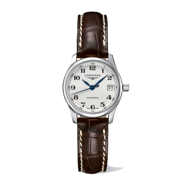 LONGINES MASTER COLLECTION DATE AUTOMATIC LADIES L21284783, L21284783_V