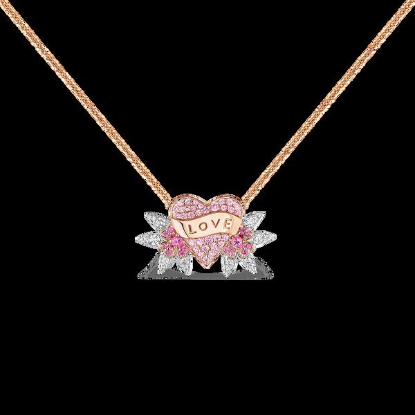 Valerie´s pendant, PT19127-OROBZRD_V
