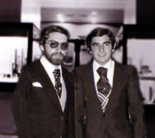 D.Emiliano y D. Benito Suárez