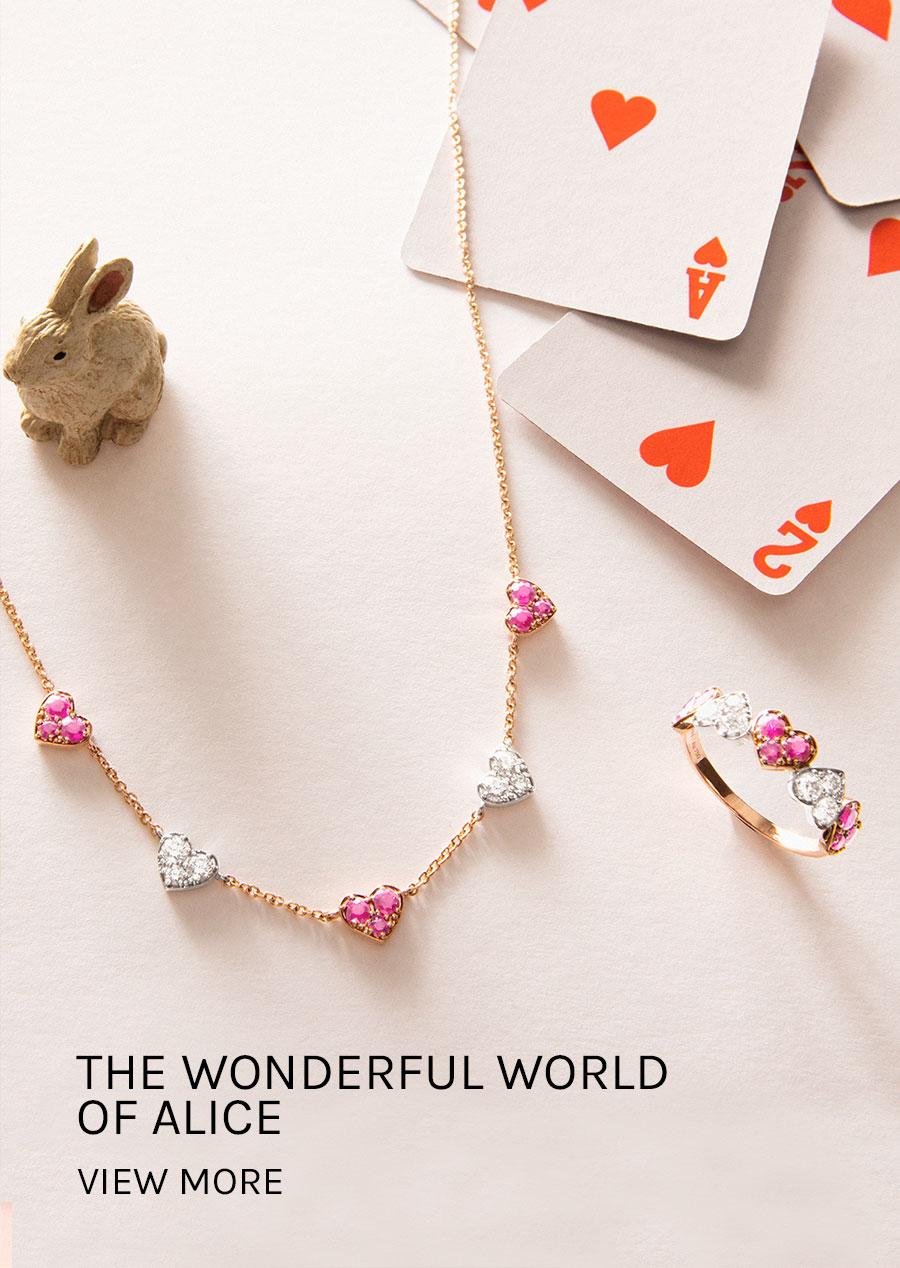 El Maravilloso Mundo de Alicia