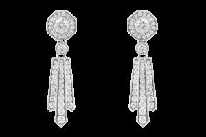 Show bridal earrings